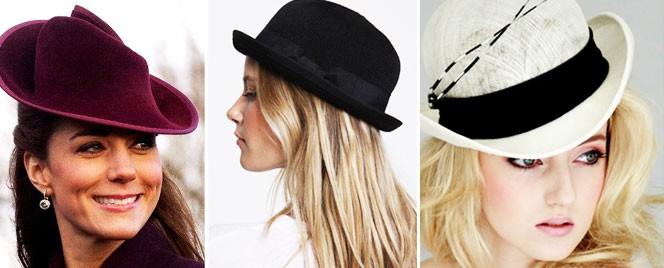القبعة المستديرة