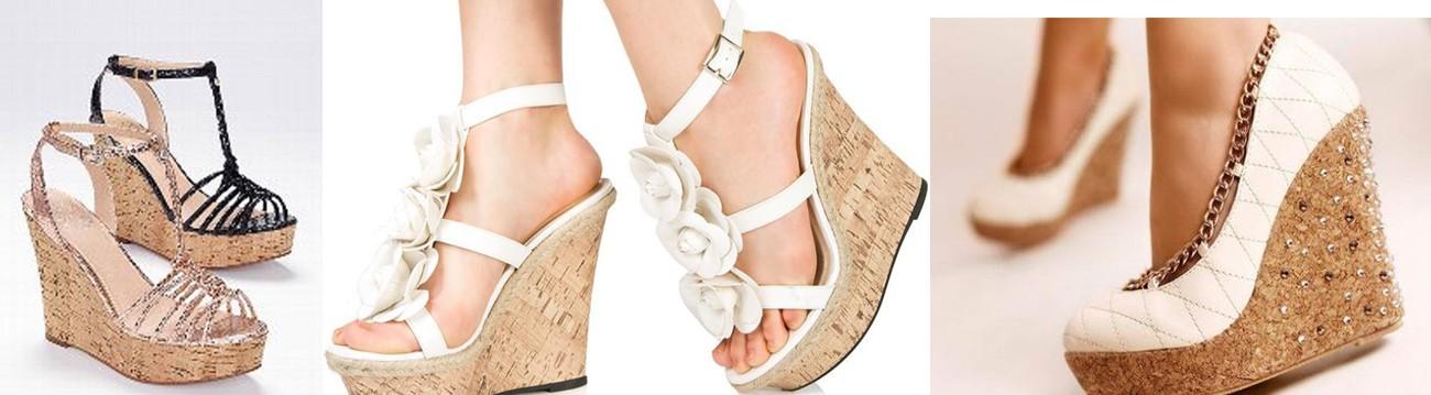 أحذية الكعب الروكي