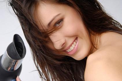 أضرار مجففات الشعر