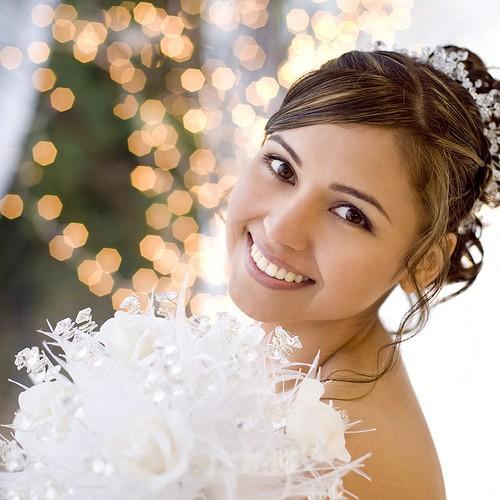 صبغات الشعر للعروس