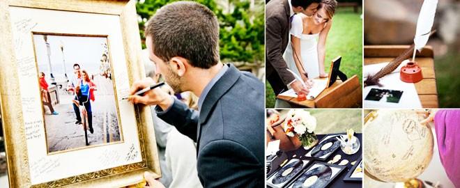 الذكريات في حفل الزفاف