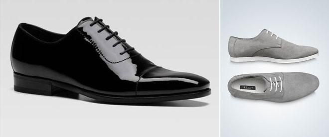 شكل الحذاء وتصميمه