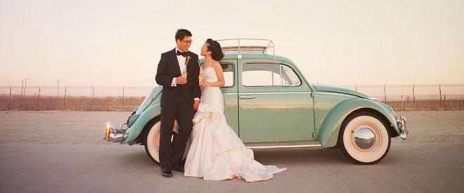 سيارات الزفاف الكلاسيكية