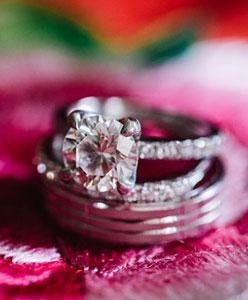اجمل خواتم الزفاف عبر Zafaf.net