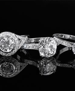 اختاري خاتم زواجك عبر زفاف.نت
