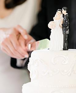 كيف تختارين كيك زواج مميز