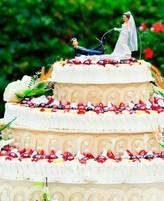 كيف أختار الكيك المناسب لزفافي ؟