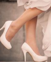 معايير اختيار حذاء الزفاف المناسب للعروس