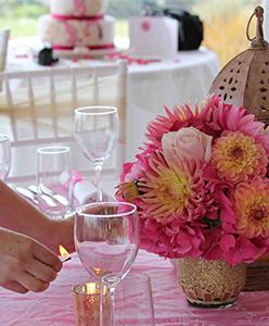 4 نصائح عند التعامل مع منظمي حفلات الأعراس