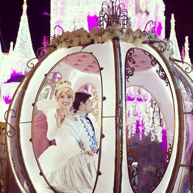 زفاف على طريقة ديزني  بالصور