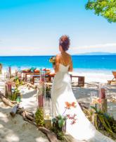نصائح مهمة لحفل الزفاف الخارجي
