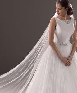 أهم نصائح عند اختيار طرحة العروس