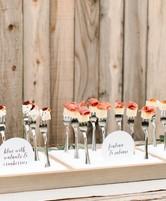 آخر الصيحات لتقديم الضيافة في حفل الزفاف