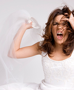 تخلصي من التوتر قبل حفل زفافك