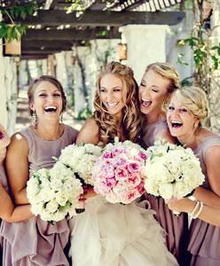 التنظيم المثالي لحفل الزفاف
