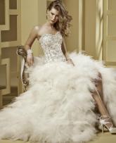 قواعد أساسية لإطلالة العروس لابد من كسرها