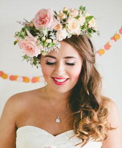كل ما تحتاجينه بخصوص مكياج وشعر العروس عبر زفاف.نت
