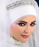 نصائح مهمة لأناقة حجاب العروس