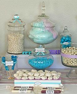 أبهري ضيوفك  في تقديم حلويات الزفاف