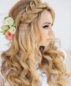 نصائح لتغيير لون الشعر قبل الزفاف
