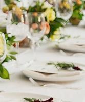 كيف تختارين قائمة طعام زفافك؟