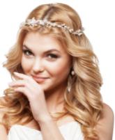 اختيار تاج العروس المناسب لإطلالة ملكية
