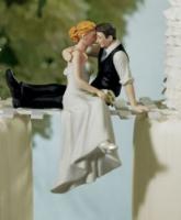 إكسسوارات مميزة لوجه كيكات زواج
