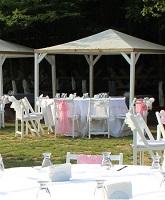 خمس نصائح للعروس عند التخطيط لحفل زفاف خارجي