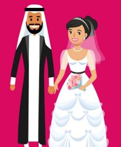 كيف يساعدك زفاف.نت في تخطيط حفل زفافك ؟