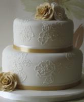 كعكات الزفاف Vintage Cakes