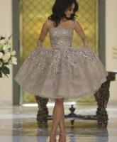 معايير اختيار فستان الخطوبة لحفل منزلي