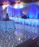 أفكار مميزة للإضاءة في حفل الزفاف