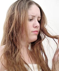 مشاكل الشعر الخفيف وعلاجه