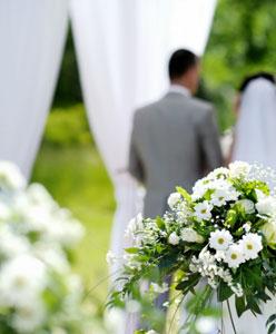البدء بتحضيرات الزفاف