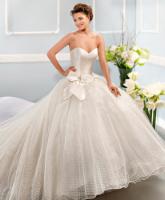 فستان الزفاف للعروس القصيرة القامة