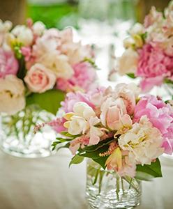 أزهار زفافك عبر زفاف.نت