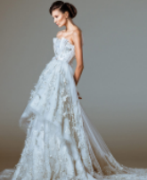 فساتين العرس الأمثل للعروس القصيرة
