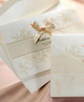 تجنبي الأخطاء الأكثر شيوعاً في بطاقات دعوة الزفاف
