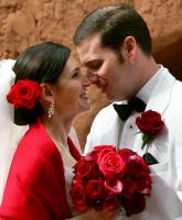 افكار ملهمة لزفاف في عيد الحب