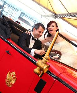 استفيدي من العروض عند اختيار سيارة الزفاف