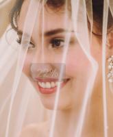 اختيار طرحة الزفاف المناسبة