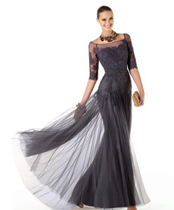 اختاري فستان خطوبتك الذي يلائم جسدك