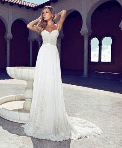كيف تختار العروس البدلة المناسبة لها