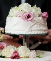 أجمل  تصميمات كيكات الزواج