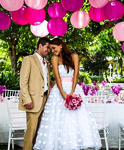 أفكار مذهلة لحفل زفاف لا ينسى