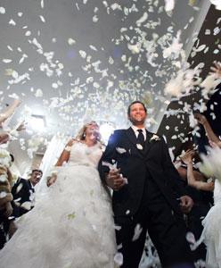 الترتيبات الأساسية في تحضير الزفاف
