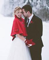 نصائح هامة عند إقامة حفل الزفاف في الشتاء