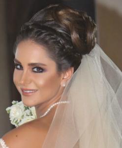 فساتين زفاف المشاهير عام 2015