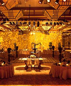 كيف أختار ديكورات قاعة الزفاف ؟