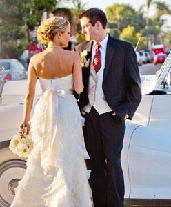 ماهو موديل سيارة زفافك التي تحلمين بها؟